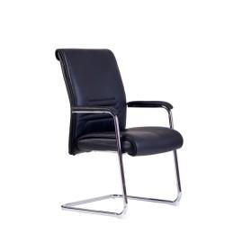 OfficePro kožená jednací židle Sinope Meeting