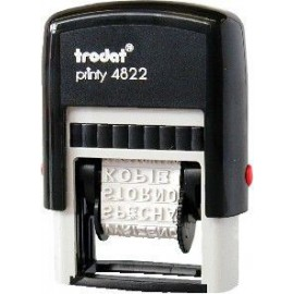 Razítko textové TRODAT 4822