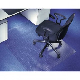 podložka pod židli Polykarbo na koberec - 120 cm x 120 cm
