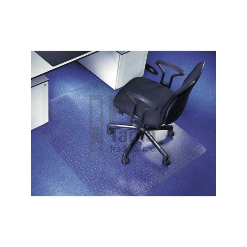 podložka pod židli Polykarbo na koberec - 120 cm x 120 cm POLYKARBO 073707500 Podložky pod nábytek