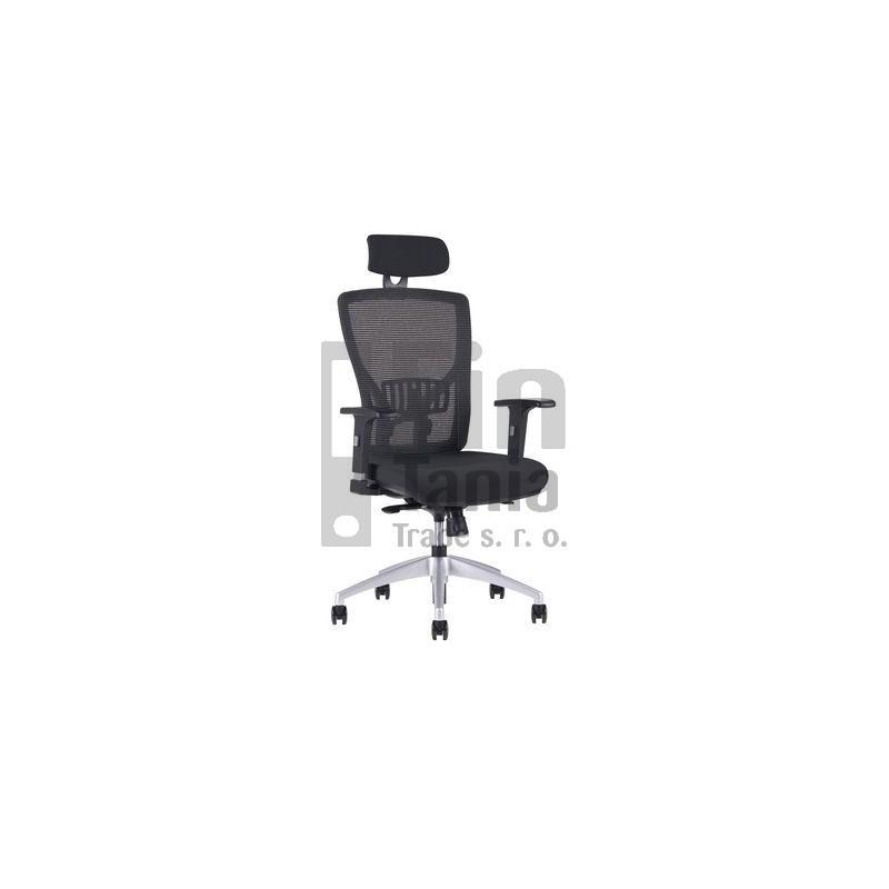 Kancelářská židle HALIA MESH SP, Barva Modrá Office Pro 0734021xx Kancelářské židle a křesla