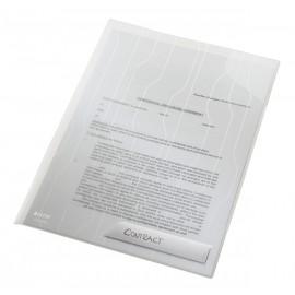 LEITZ závěsné desky CombiFile A4, čirá