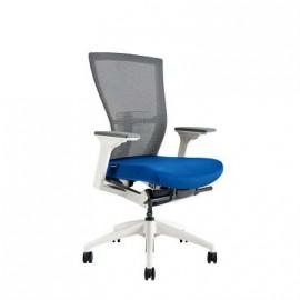 Kancelářská židle MERENS WHITE BP bez hlavové opěrky (3 barvy)