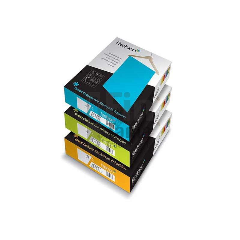 Kancelářský papír barevný Fashion A4, 80g, barva chamois 010101600 barevný papír A4, papír FASHION, kancelářský barevný papír, Barevné papíry, papír A4 80g,