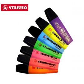Zvýrazňovač Stabilo Boss Original (5 barev)