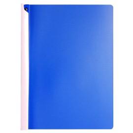 Desky s klipem PP, A4/30 ls, modré