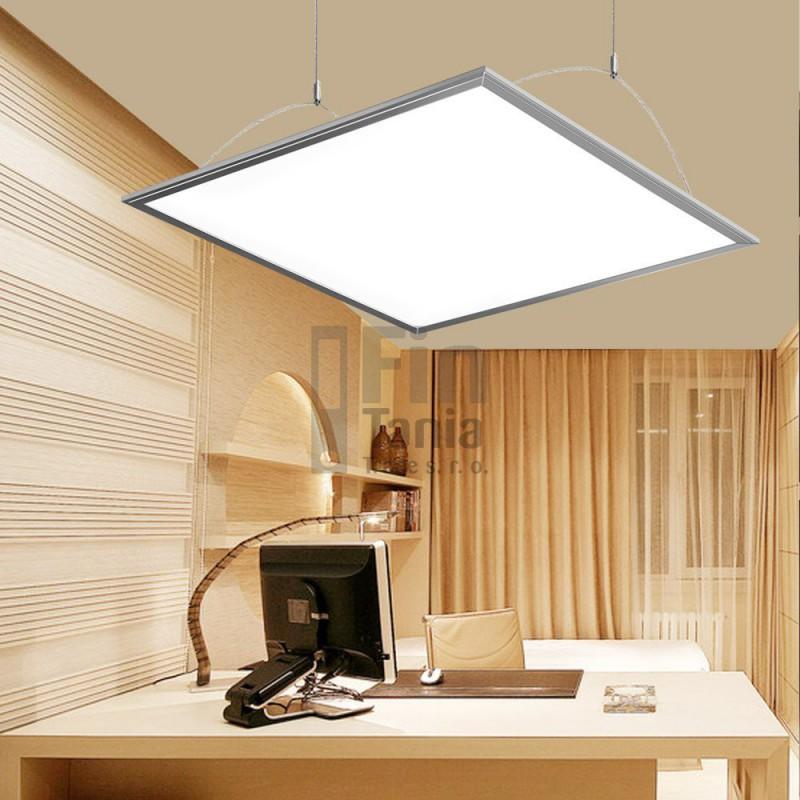 LE stropní LED panel, 60 x 60 cm, 36W, 2700 lm, Barva světla Teplá bílá LE Lighting 110103400 LED panely