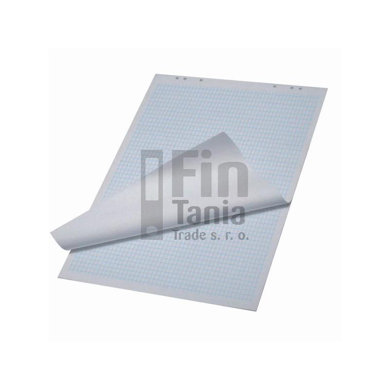 Blok flipchart, čtverečkovaný, 80g, 68 x 93 cm 011601200 flipcharty