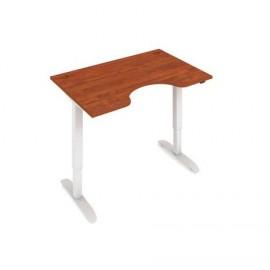 stůl Hobis Motion ERGO MSE 2 1200, elektricky výškově stavitelný stůl s ovladačem, různé barvy desky a nohou