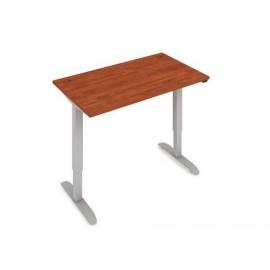 Psací stůl kancelářský Hobis Motion MS 1200 s ovladačem, různé barvy desky a nohou