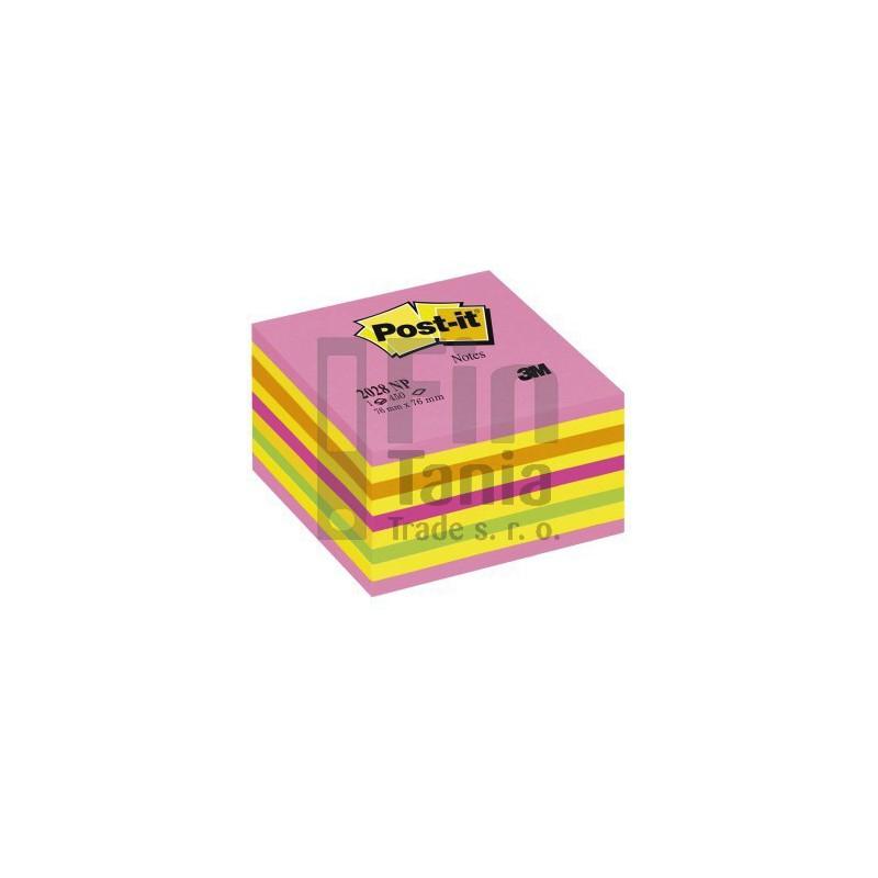 Samolepicí bloček Post-it 76 x 76 mm 450 listků 3M 011602500