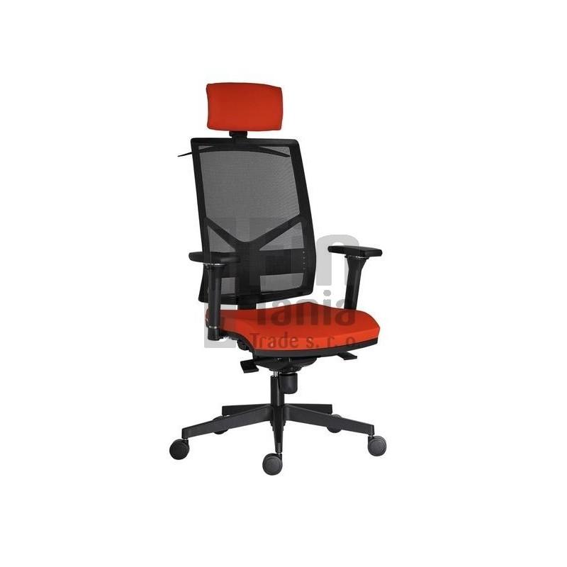 Kancelářská židle 1850 SYN OMNIA PDH SL+AR 40 s područkami (4 barvy), Barva Černá Office Pro 0734006xx Kancelářské židle a křesla