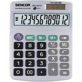 Kalkulačka stolní SENCOR SEC 367/12 DUAL