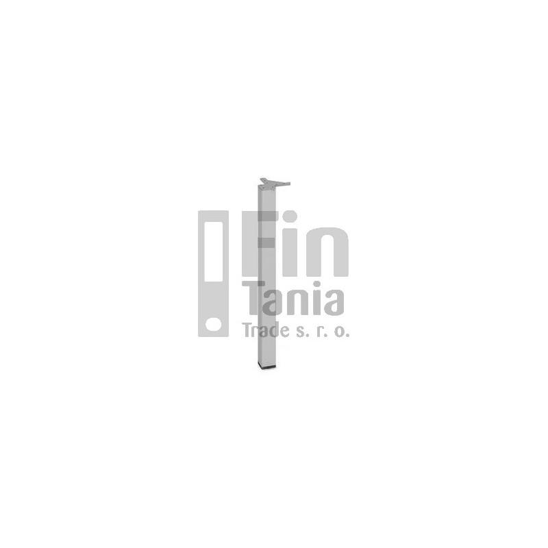 Tubusová noha hranatá Hobis RH 15, Barvy nohy Černá Office Pro 099242000 Konferenční stolky