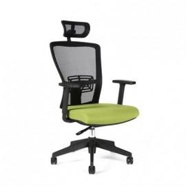 OfficePro THEMIS SP, kancelářská židle s podhlavníkem, 4 barvy potahu