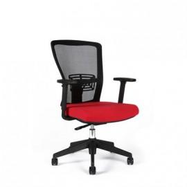 Kancelářská židle THEMIS bez podhlavníku (4 barvy)