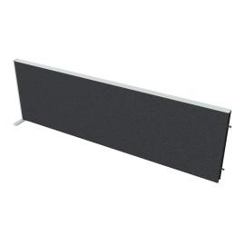 Office Pro stolový paraván na plochu stolů - koncový prvek