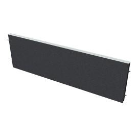 Office Pro stolový paraván na plochu stolů - stavební prvek