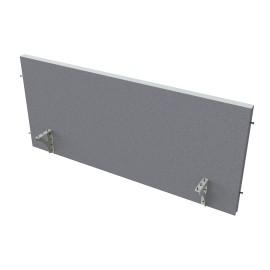 Office Pro stolový paraván na hranu stolu - stavební prvek