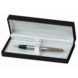 Psací souprava-kuličkové pero INOXCROM WALL STREET STAINLESS ST