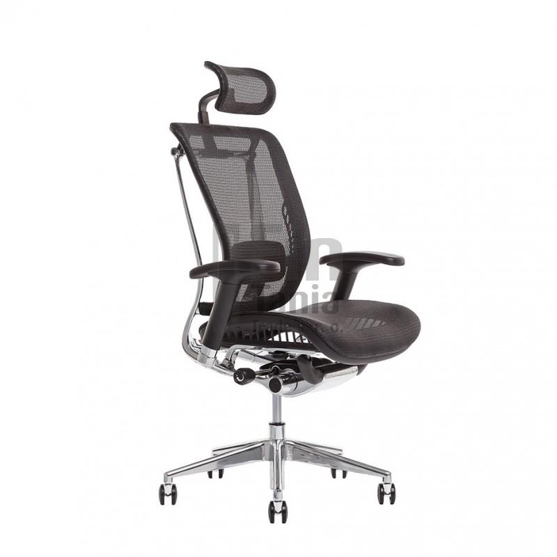 Kancelářská židle Lacerta, Barva Antracit Office Pro 1150503xx kancelářská židle