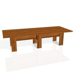 Stůl jednací EXNER EJ 4 - 300x120x74