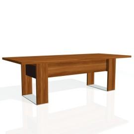Stůl jednací EXNER EJ 9 K - 240x100x74