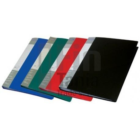Katalogová kniha Veloflex, A4, 20 fólií