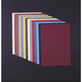 Krycí karton Delta A4, 250g (9 barev)