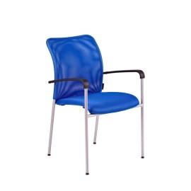 Jednací židle TRITON Grey (4 barvy)
