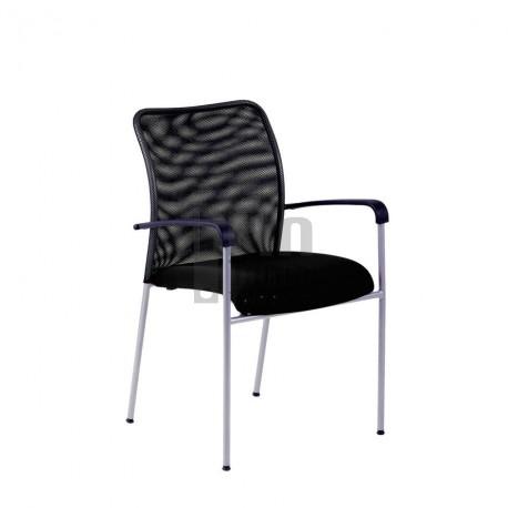 Jednací židle TRITON - látka NET (4 barvy)