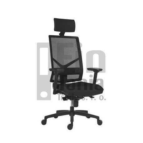 Kancelářská židle 1850 SYN OMNIA PDH SL+AR 40 s područkami (4 barvy)