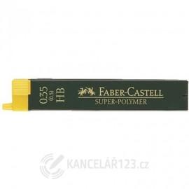 Tuha 0.35 HB Faber Castell do mikrotužky