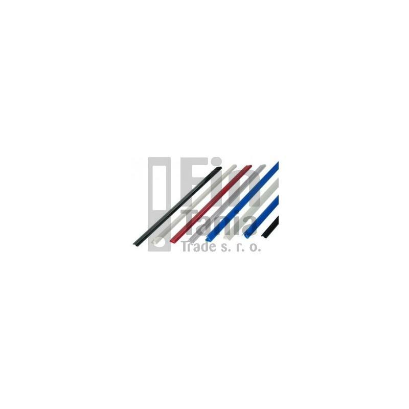 Vázací lišta RELIDO A4 1-30ls (3 barvy), Barva Bílá 050501101