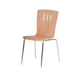OfficePro jídelní židle DORA (2 barvy)
