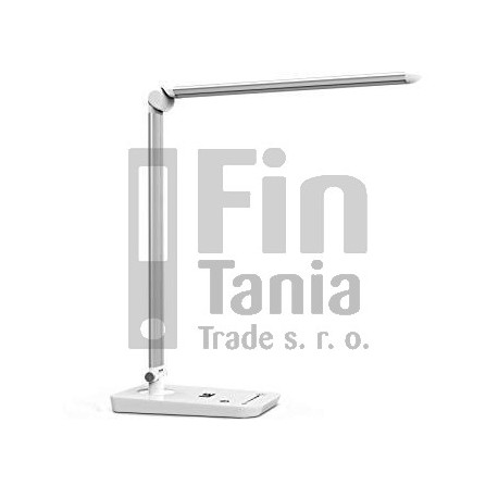 EVER stolní led lampa White, 500 lm,  8W