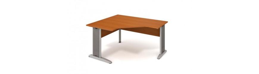 Psací stoly rohové
