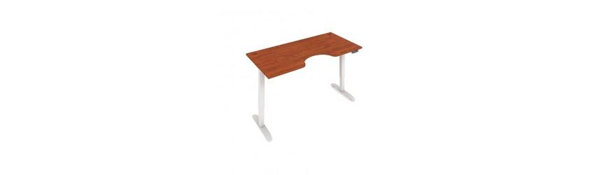 MOTION ERGO MSE - stolová deska s výřezem