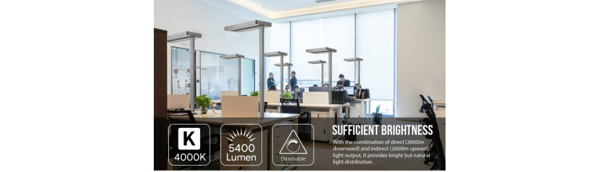 Kancelářské LED osvětlení